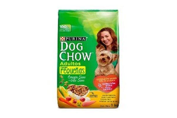 dog chow adulto razas pequenas