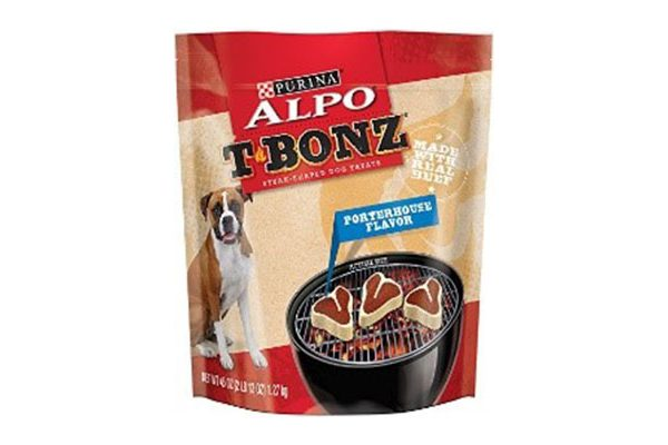 Alpo T bonz snacks